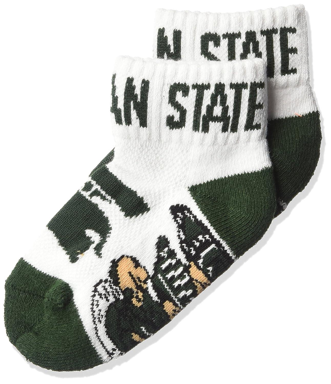 【感謝価格】 NCAA Michigan State SpartansユニセックスMichigan StateベビーQtr 24ヶ月 sockmichigan状態Baby StateベビーQtr Qtr NCAA Sock、グリーン、Bax 12 – 24ヶ月 B01MRIBWO2, ミナトク:038893f7 --- domaska.lt