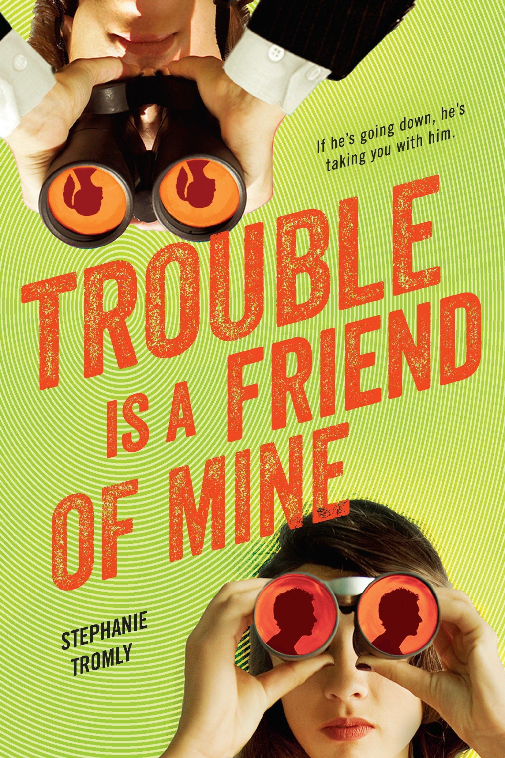 Download Trouble Is a Friend of Mine pdf