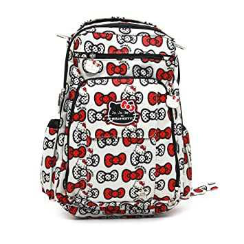 5997bed73d Ju-Ju-Be - Hello Kitty Collection - Be Right Back - Backpack Changing