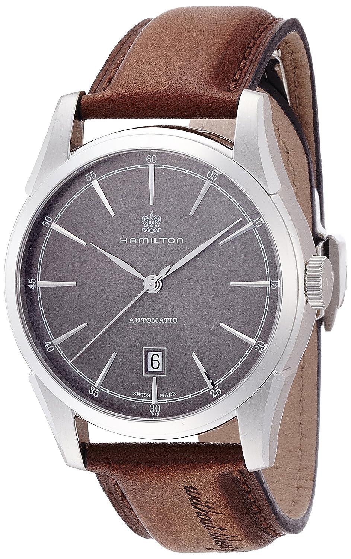 [ハミルトン]HAMILTON 腕時計 Spirit of Liberty(スプリット オブ リバティー) H42415591 メンズ 【正規輸入品】 B00LF5AH8Y