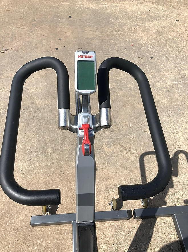 Keiser M3 + Indoor Cycle con consola: Amazon.es: Deportes y aire libre