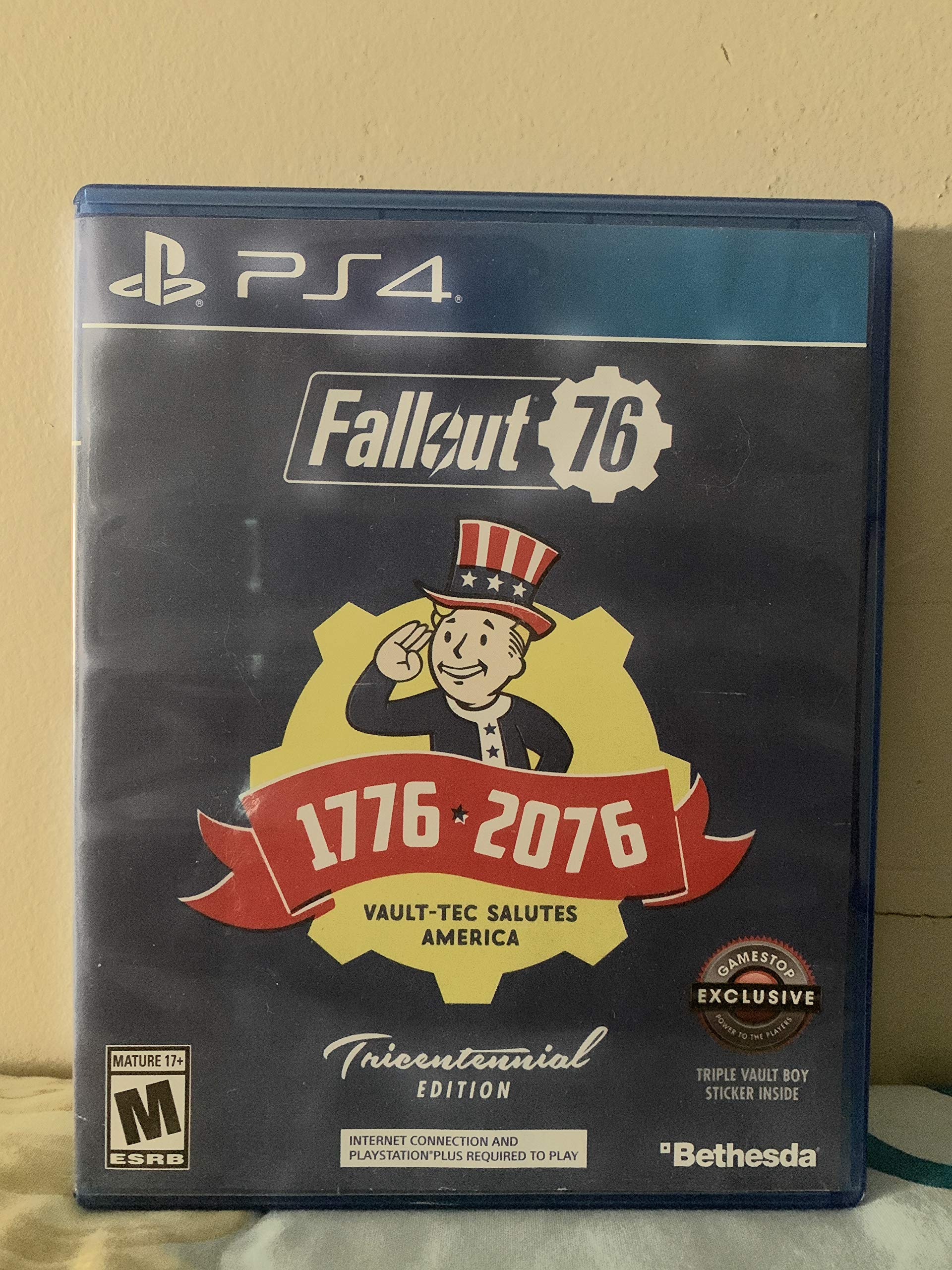 Amazon.com: Fallout 76 - PlayStation 4: Video Games