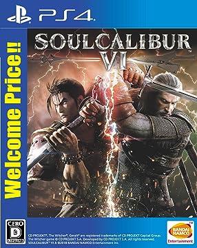 Amazon | 【PS4】SOULCALIBUR Ⅵ Welcome Price!!【早期購入特典】SOULCALIBUR Ⅵ Welcome Price!! オリジナルPlayStation4テーマがダウンロードできるプロダクトコード さらにシーズンパスもお得に入手可能!(封入) | ゲームソフト
