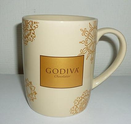 Amazon.com | Godiva Chocolatier Coffee Mug: Coffee Cups & Mugs