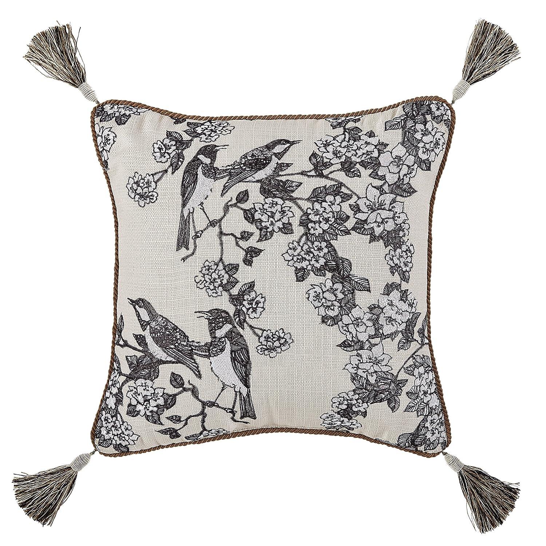 Croscill Philomena Fashion Pillow Beige