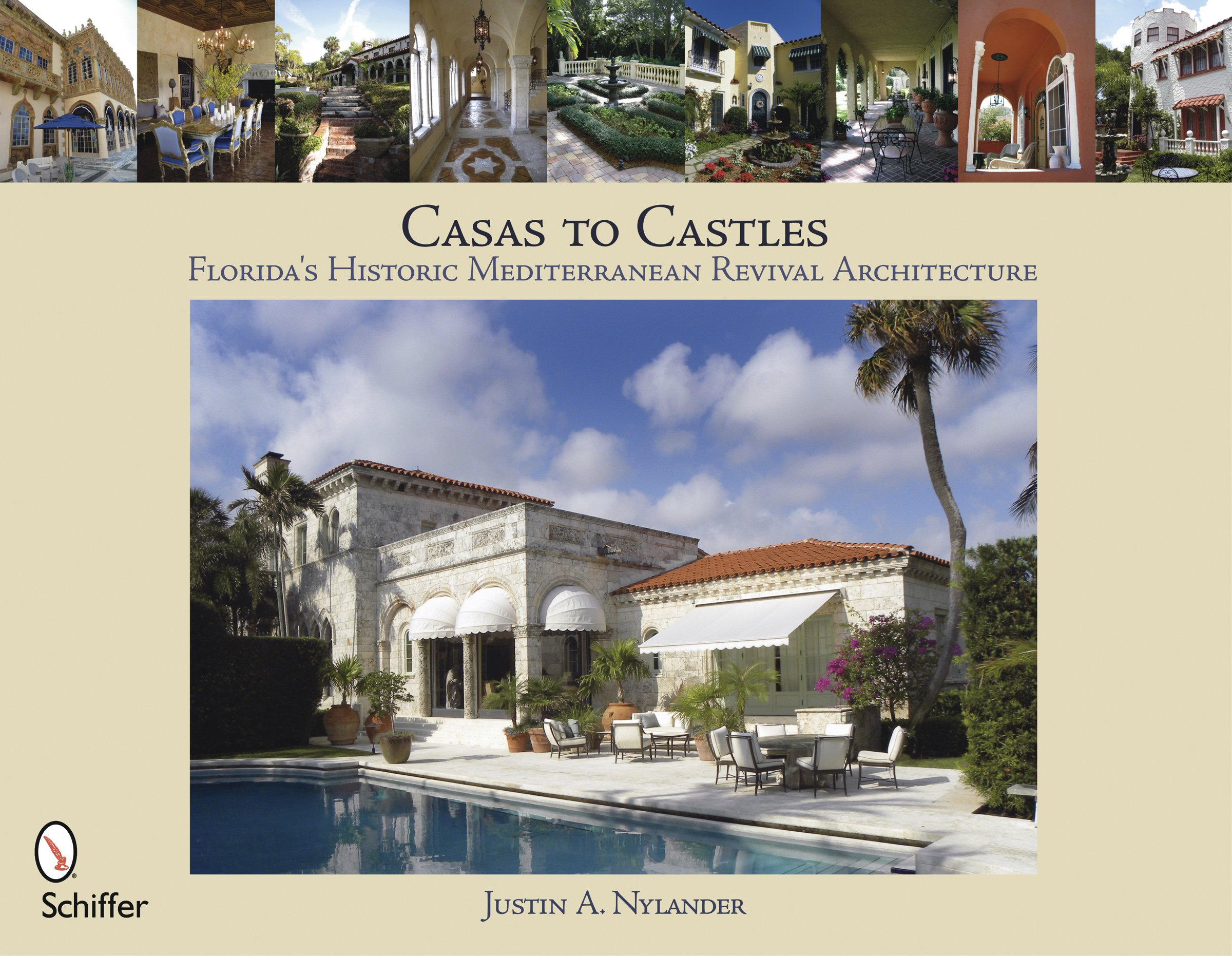 Casas Castles Floridas Mediterranean Architecture product image