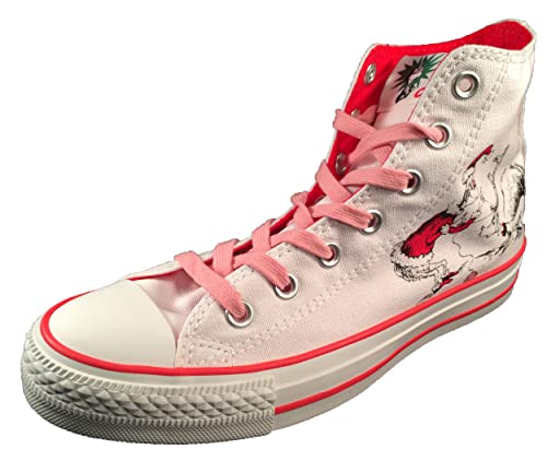 purchase cheap 15cba fa778 Converse Dr Seuss How The Grinch Stole Christmas Sneakers Cindy Lou (7.5)
