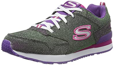 2017 Top Popular Kinder Skechers Retrospect Shinetime