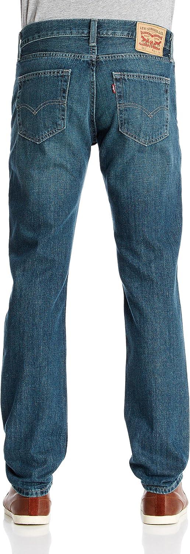 Levi's 511 Slim Fit, Jeans Homme Bleu Nuit