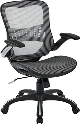 Office Star Mesh Seat Back Manager's Chair