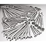 Craftsman 43 Pc. Standard and Metric 12 Pt. Combination Wrench Set