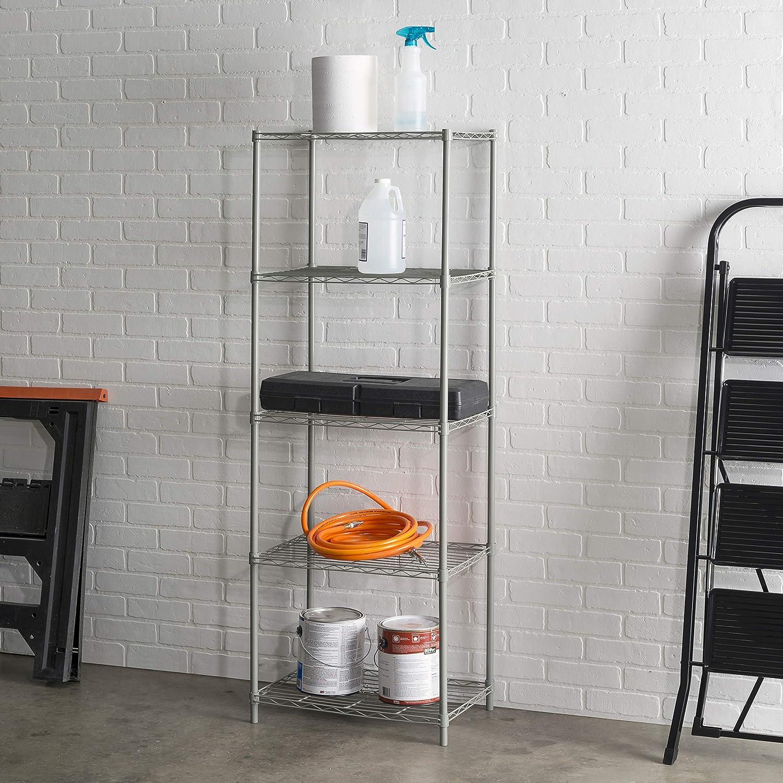 Amazon.com: Home Basics unidad de almacenamiento de ...
