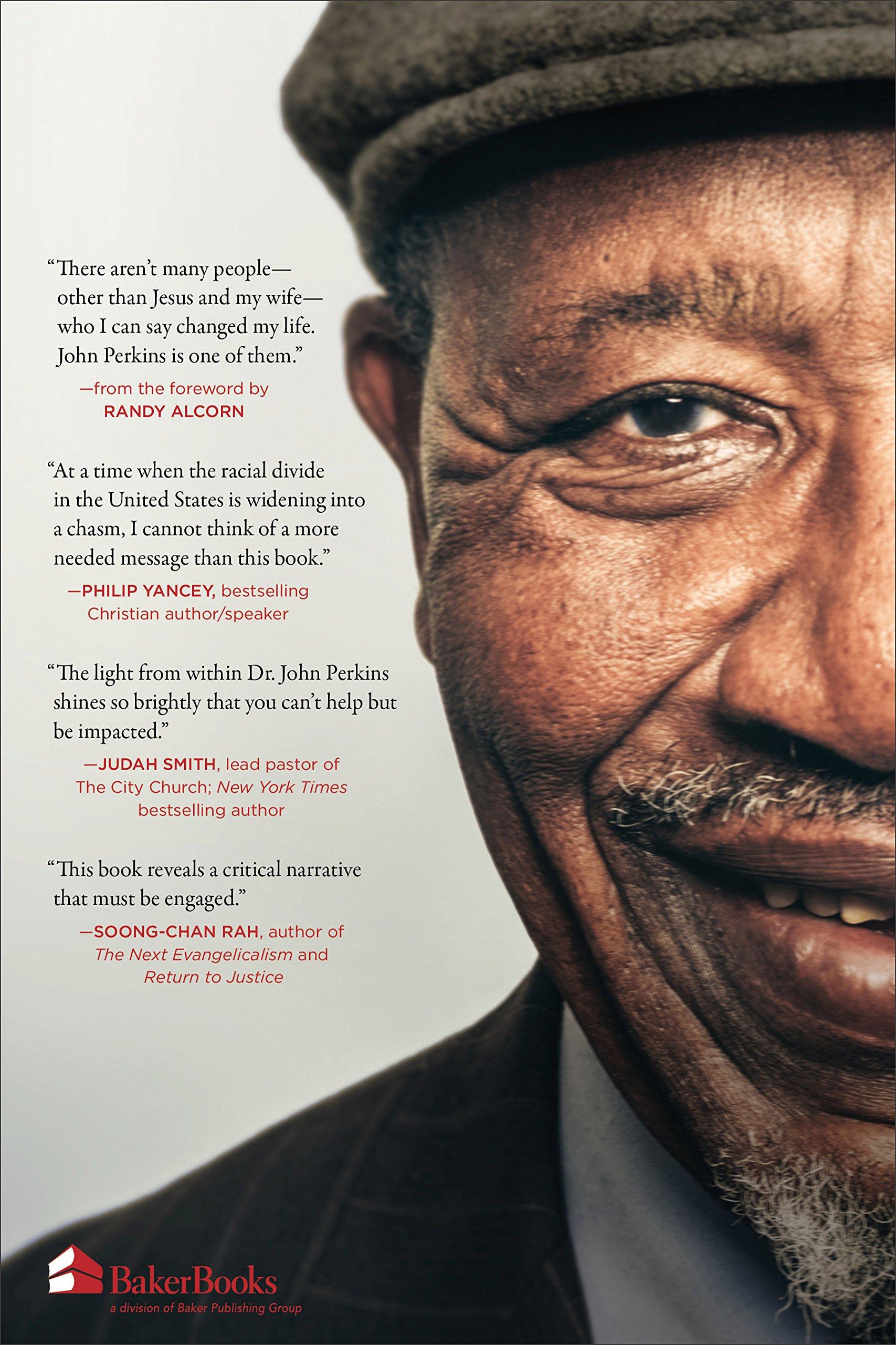 Dream With Me: Race, Love, And The Struggle We Must Win: John M Perkins,  Randy Alcorn: 9780801007781: Amazon: Books