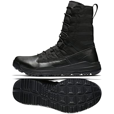 wholesale dealer 148f4 6a0f8 Nike SFB Gen 2 8 Mens 922474-001 Size 4 BlackBlack