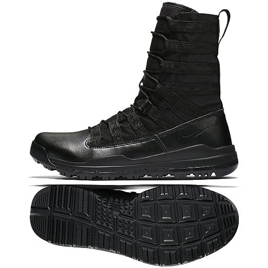 sports shoes acfb1 9578e Color SageSageSage Style Code 922474- Nike SFB Gen 2 8quot 922474-001  Triple Black Second Generation Mens Boots ...