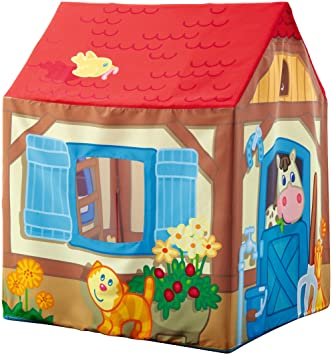 HABA Farm Play Tent  sc 1 st  Amazon.com & Amazon.com: HABA Farm Play Tent: Toys u0026 Games