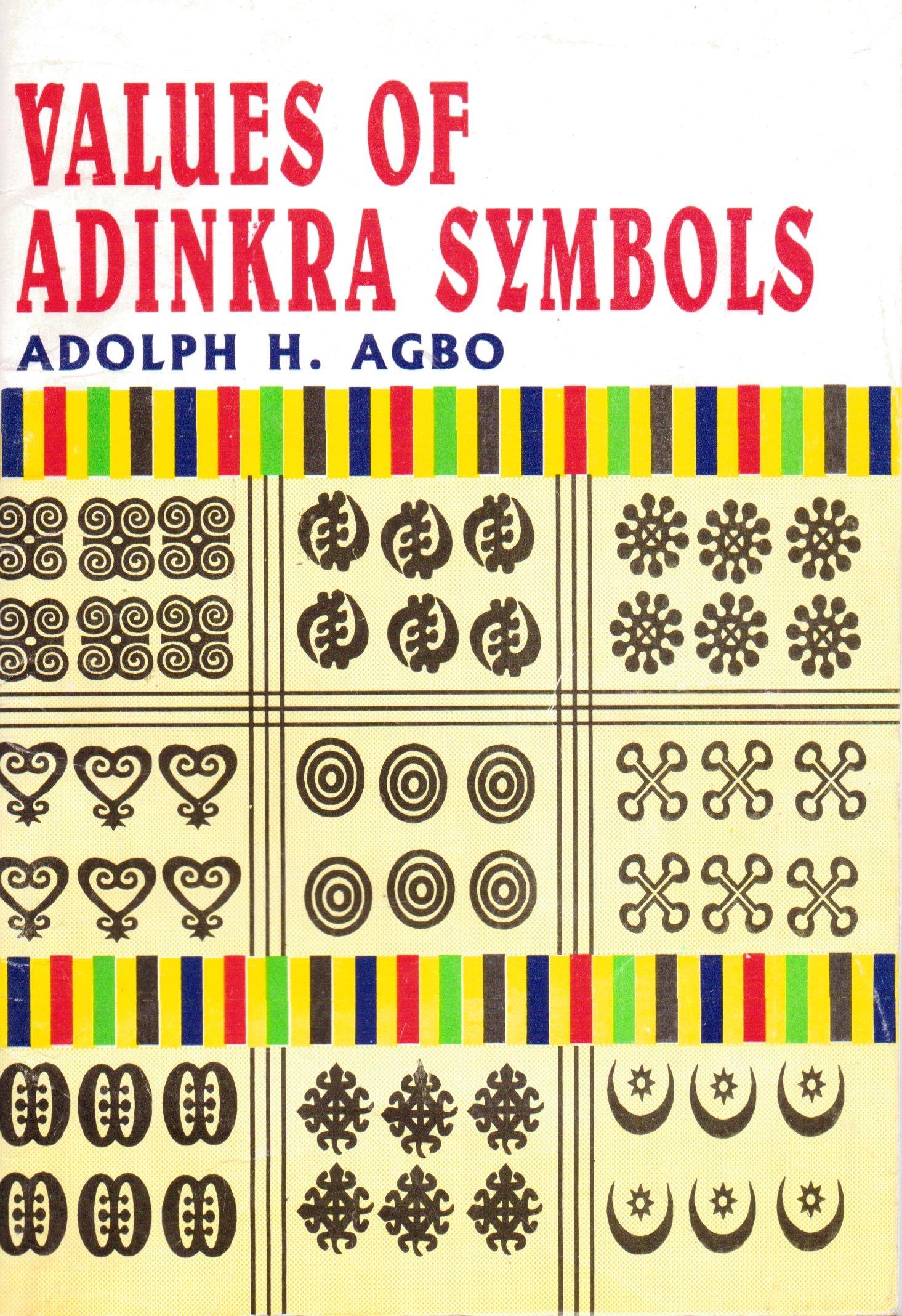 Values Of Adinkra Symbols For Artists Designers Craftsmen