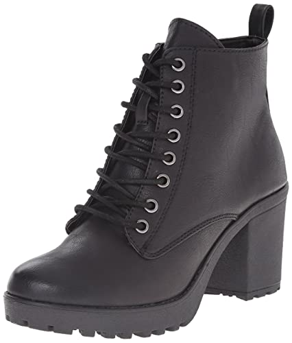 Amazon.com | MIA Women's Kat Combat Boot | Ankle & Bootie