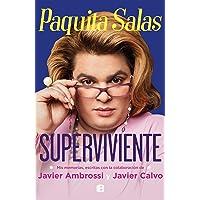 Paquita Salas. Superviviente: Mis memorias (Ediciones B)