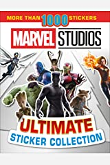 Ultimate Sticker Collection: Marvel Studios: With more than 1000 stickers Paperback