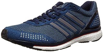 adidas Damen Adizero Adios Boost 2.0 Laufschuhe, Blau Vista