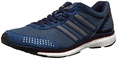 adidas Adizero Adios Boost 2.0, Womens Running Shoes, Blue (Vista BlueVista