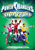 Power Rangers Time Force: The Complete Series [Region 1]