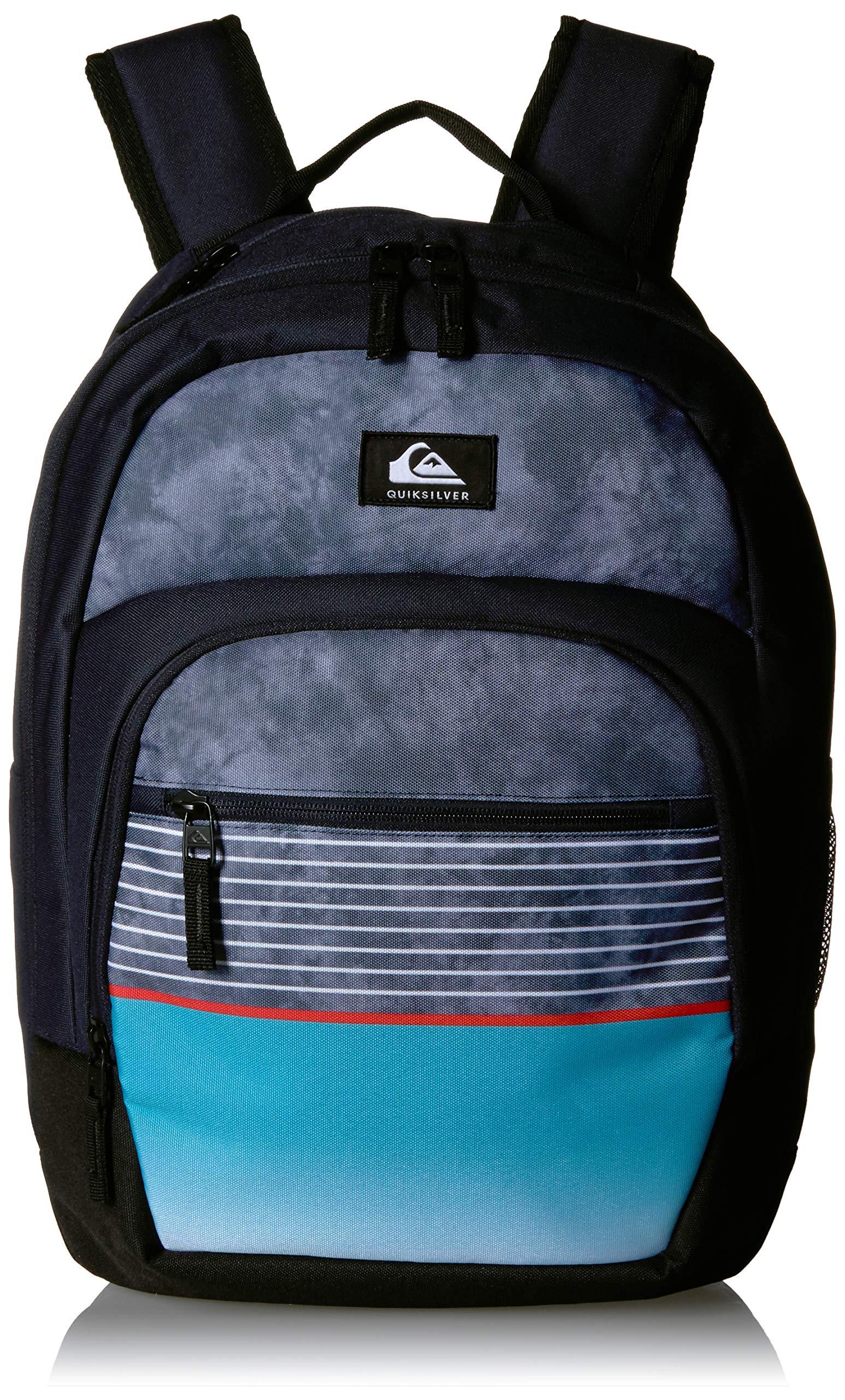 Quiksilver Men's SCHOOLIE Cooler II Backpack, hibiscus, 1SZ