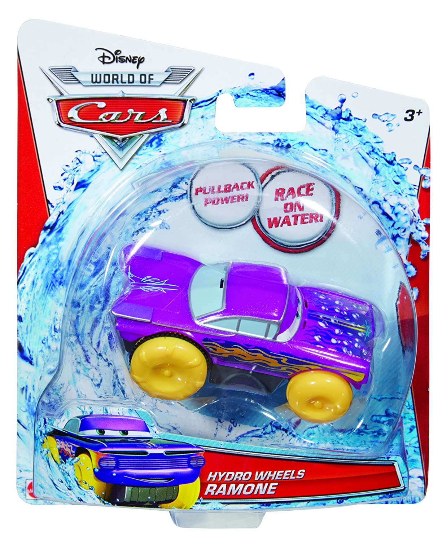 Amazon.com: Disney/Pixar Cars, Hydro Ruedas, Ramone baño ...