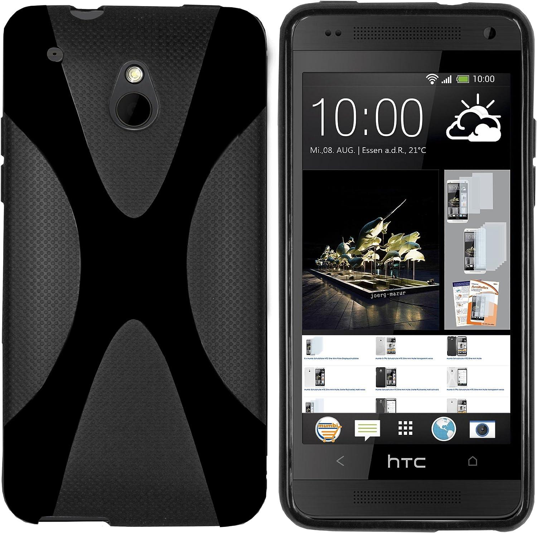 Mumbi X Tpu Hülle Kompatibel Mit Htc One Mini Handy Elektronik