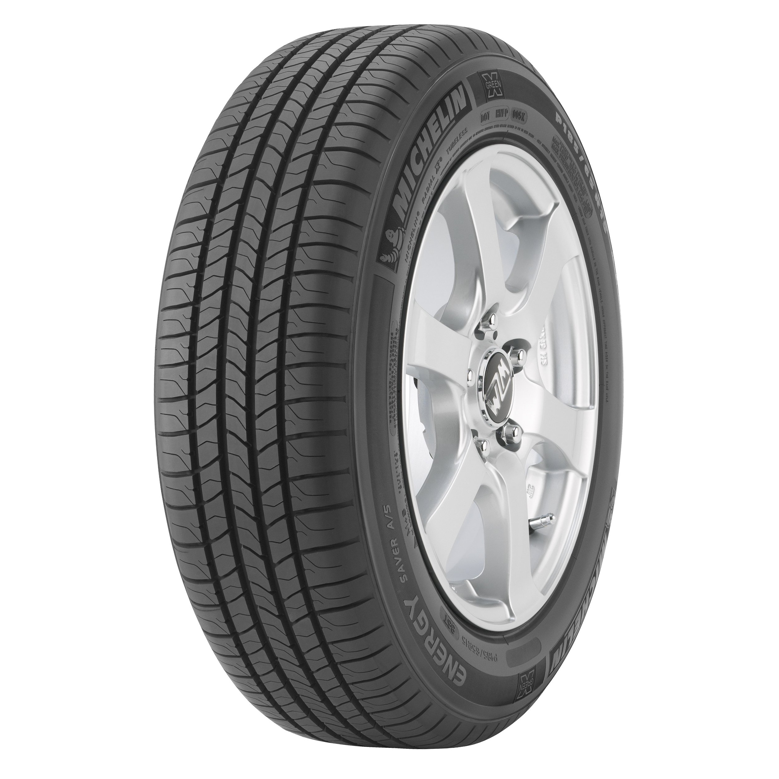 Michelin Energy Saver A/S All-Season Radial Tire - P205/65R16 94S