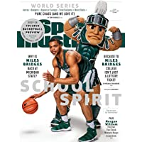 1-Year (39 Issues) of Sports Illustrated Magazine Subscription