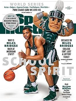 1-Year Sports Illustrated Magazine Subscription