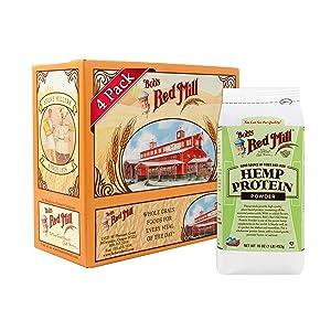 Bod's Red Mill Hemp Protein Powder