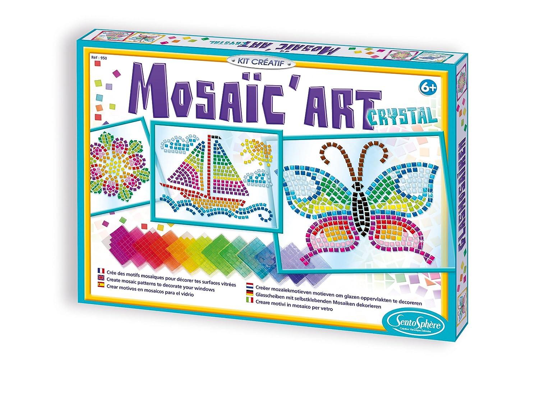 Sentosph/ère 3980950 Crystal Mosaic Craft Set
