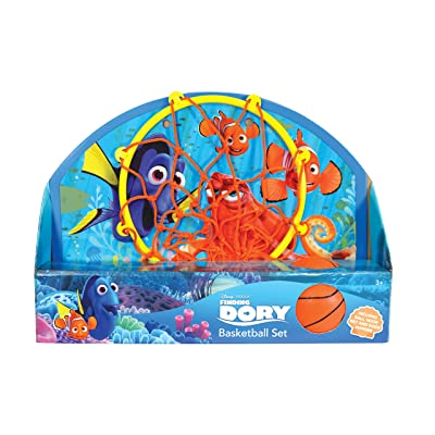 What Kids Want Finding Dory Basketball Set Toy: Toys & Games
