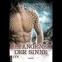 Gefangener der Sinne (Psy Changeling 5) (German Edition)