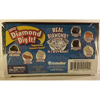 Super Diamond Dig It!: Toys & Games