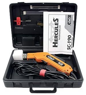 Hercules 190-Watt Hot Knife Styrofoam Cutter – Model SC-190 (Tamaño: SC-190 Cutter Kit)