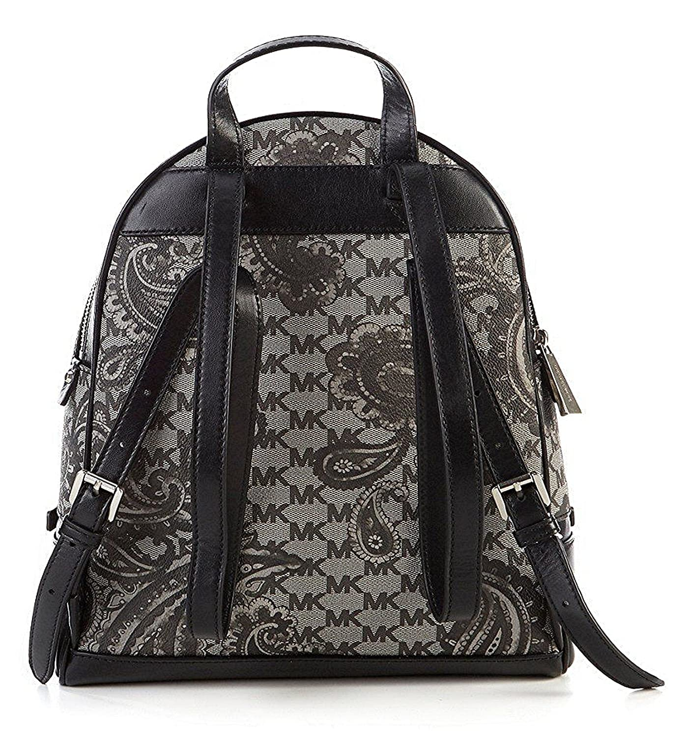 d80c39be59e4 Amazon.com: MICHAEL Michael Kors Studio Rhea Paisley Medium Zip Backpack:  Shoes