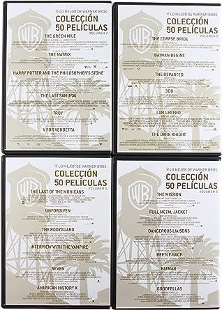 Pack: 90 Aniversario Warner Bros [DVD]: Amazon.es: Varios ...