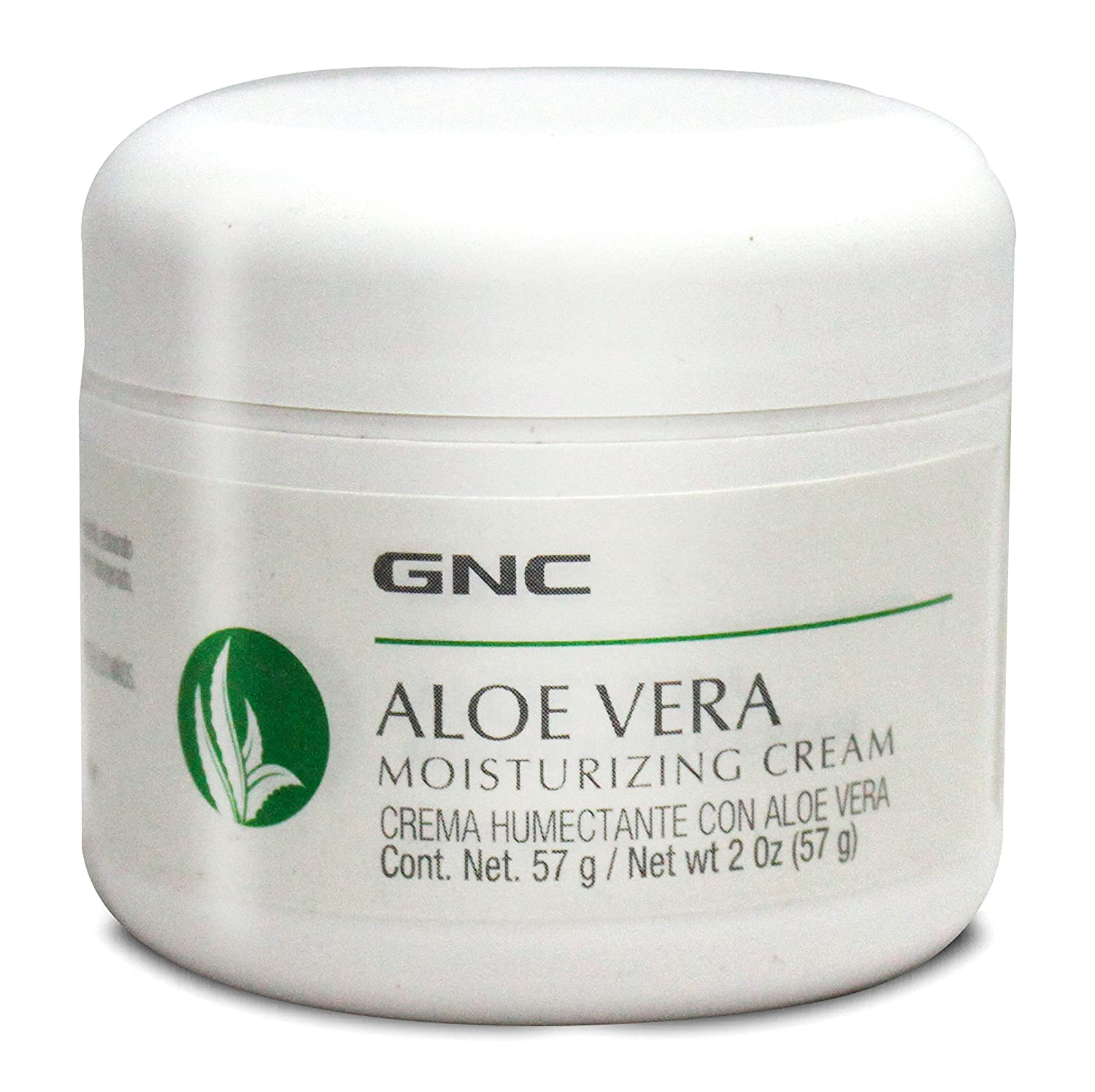 Gnc Aloe Vera Moisturizing Cream 2 Oz by Gnc