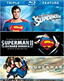 Superman: Movie / Superman II: Richard Donner Cut [Blu-ray] [US Import]