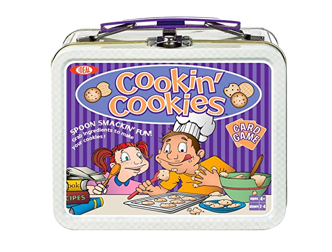 Ideal Cookin' Cookies Card Game