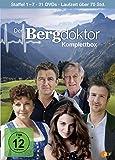 Der Bergdoktor - Komplettbox, Staffel 1 - 7 (21 Discs)