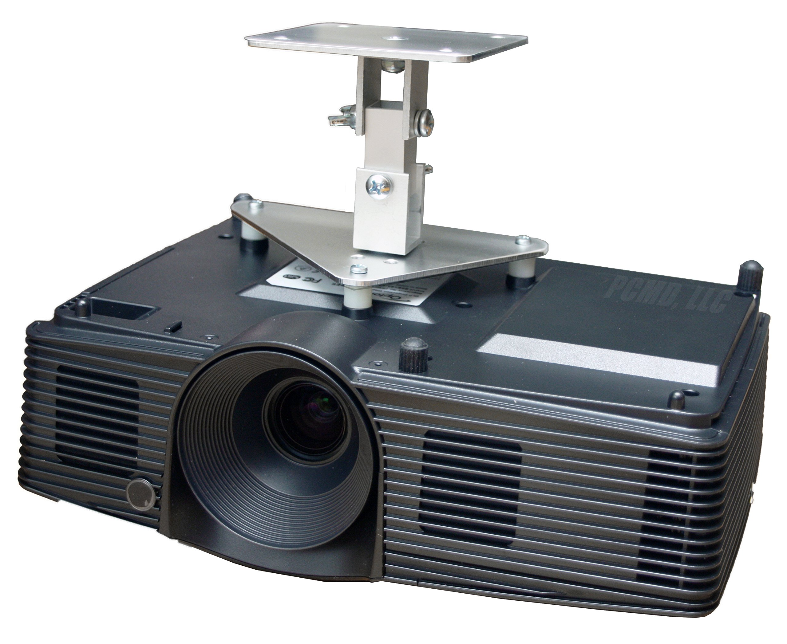 PCMD, LLC. Projector Ceiling Mount Compatible with BenQ MH733 MS610 MW612 MW732 MX611 MX731 TH671ST (5-Inch Extension) by PCMD, LLC.