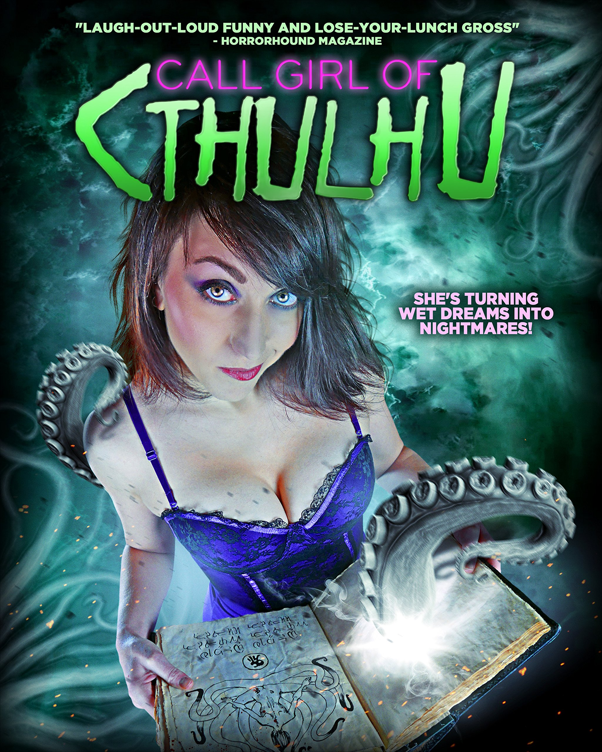 Amazon.com: Call Girl of Cthulhu: David Phillip Carollo, George ...