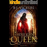 Forbidden Queen: A Court Intrigue Fantasy (The Forbidden Queen Series Book 1)