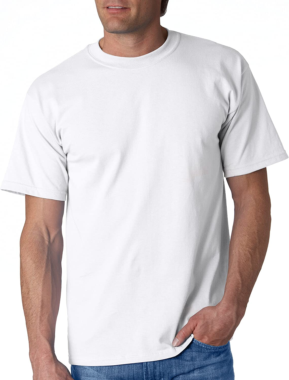 T-Shirt Gildan Mens Ultra Cotton 6 Oz