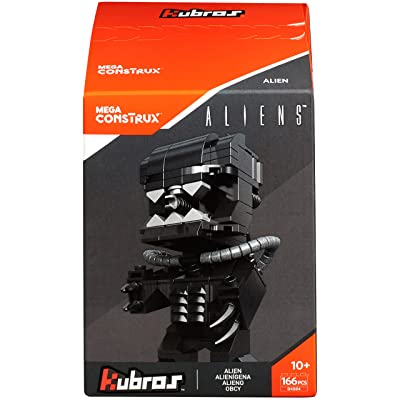 Mega Construx Kubros Alien Building Kit: Toys & Games